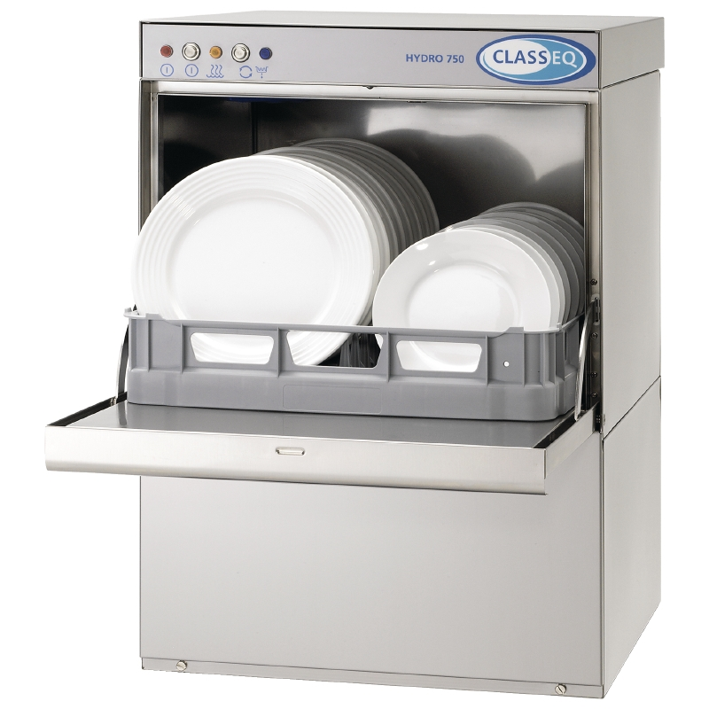 buy this modern HYDRO 750 Dishwasher 30 amp for cafes and restaurants