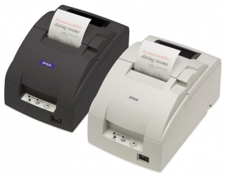 Epson TM-U220B Kitchen Printer reliable and robust for kitchen order print outs