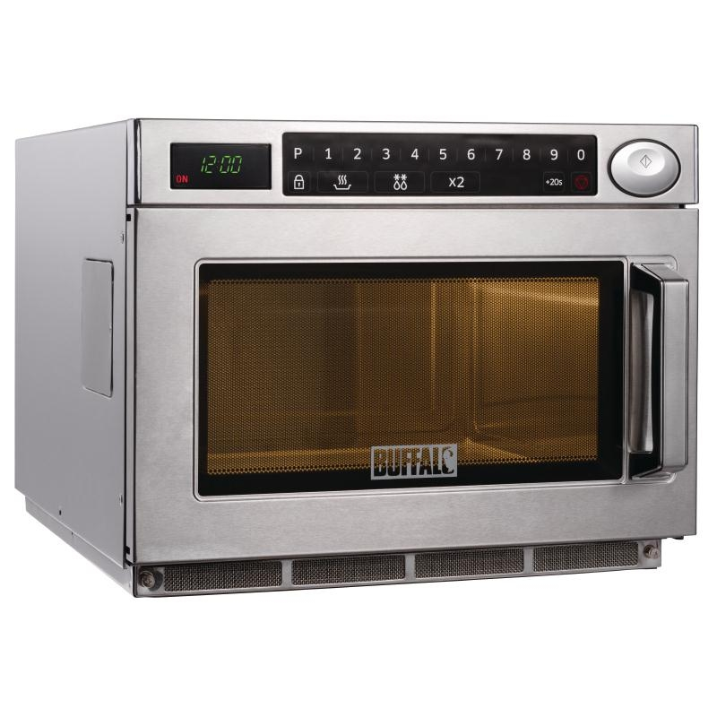 Programmable Microwave 1850W rugged and easy to use