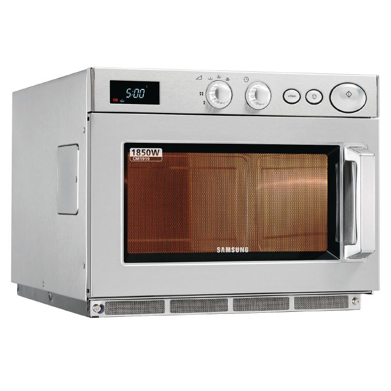 professional Samsung 1850w Microwave for catering kitchens