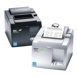 value for money range of Star TSP100 futurePRNT PoS Printer for till receipt print outs
