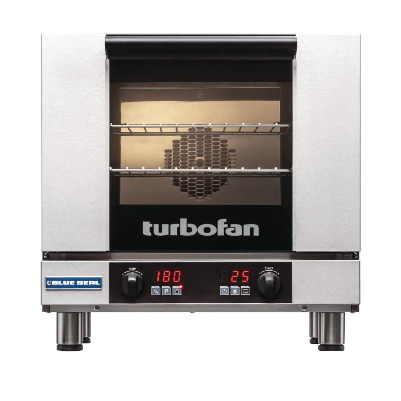 Blue SEal turbofan oven a commercial catering appliance for kitchens