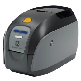 Zebra ZXP Series 1 Card Printer prints ID ards in house