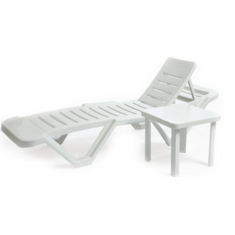 lounger tables just the right height