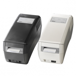 card printing is easy with the Star TCP400