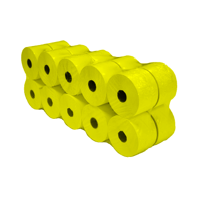 Thermal Rolls Yellow 80 x 80mm